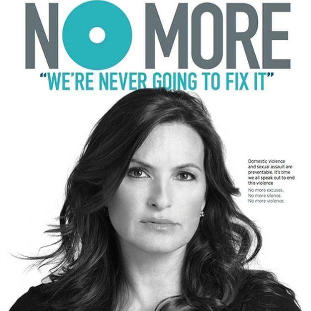 Les acteurs de New York unité spéciale engagés contre le viol