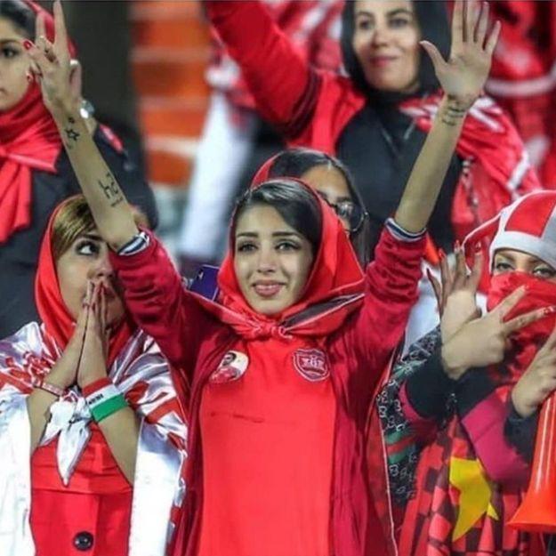 Les femmes pourront-elles enfin assister aux matchs de foot en Iran ?