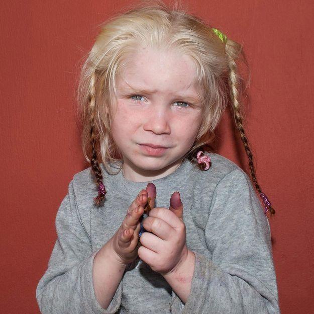 Les parents de « l'ange blond » retrouvés ?