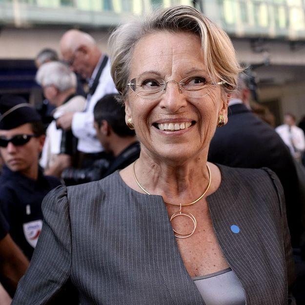 Michèle Alliot-Marie se verrait bien présidente