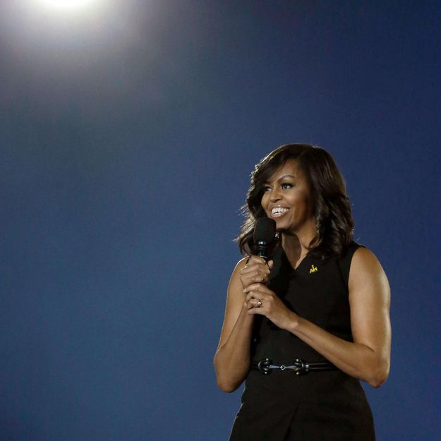Michelle Obama a enfin un compte Snapchat
