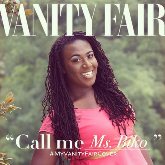 #MyVanityFairCover : le hastag qui prône la diversité de la beauté transgenre