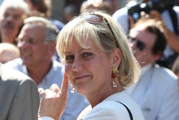Nadine Morano critique «la mémoire sélective» de l'UMP