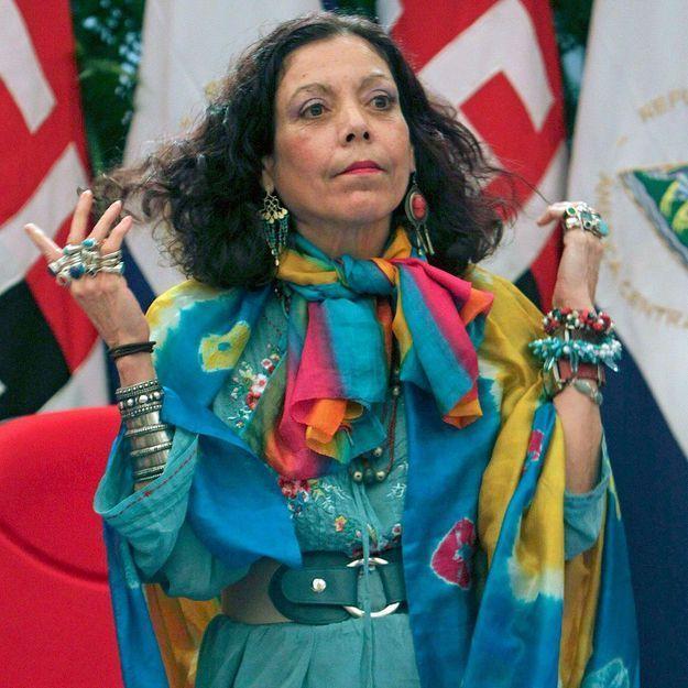 Nicaragua : la Première dame Rosario Murillo est une sorcière