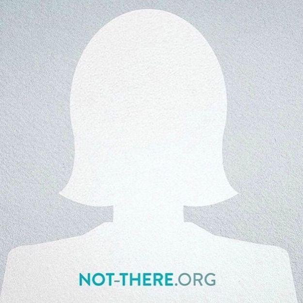 Not There : le hashtag qui réunit anonymes et stars pour l'égalité femme-homme
