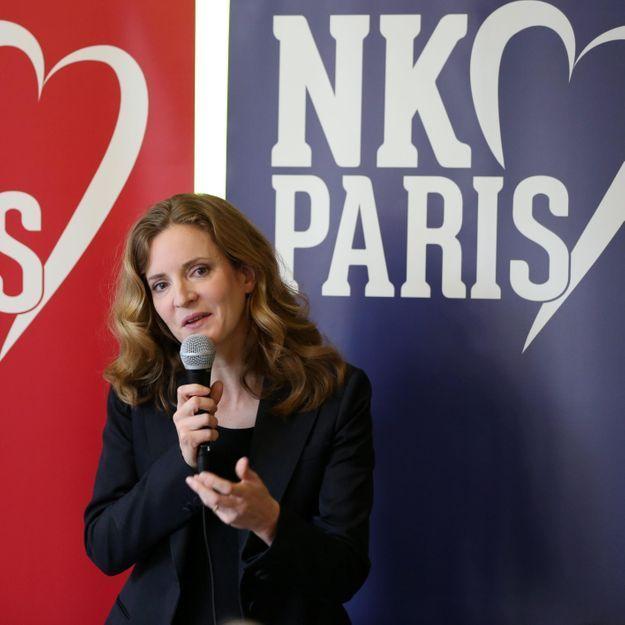 Pour NKM, Anne Hidalgo est «une suiveuse»