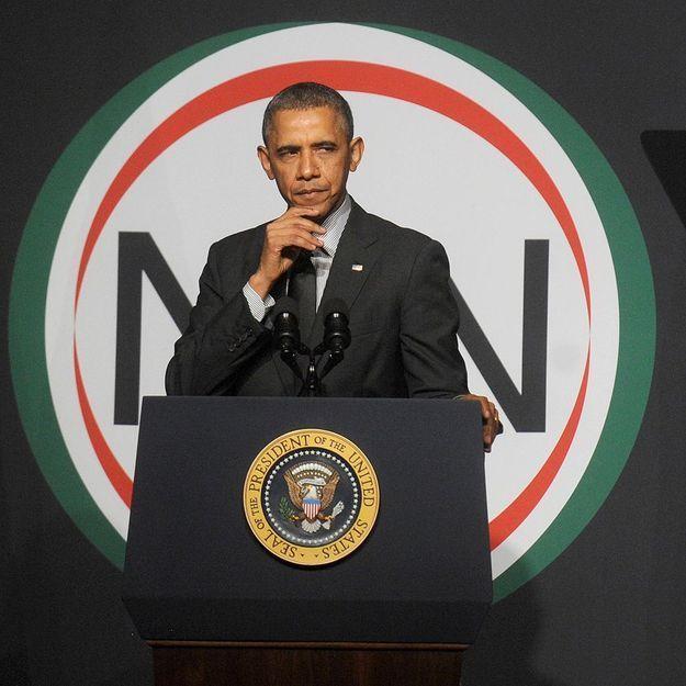 pourquoi barack obama admire t il sa femme michelle elle. Black Bedroom Furniture Sets. Home Design Ideas