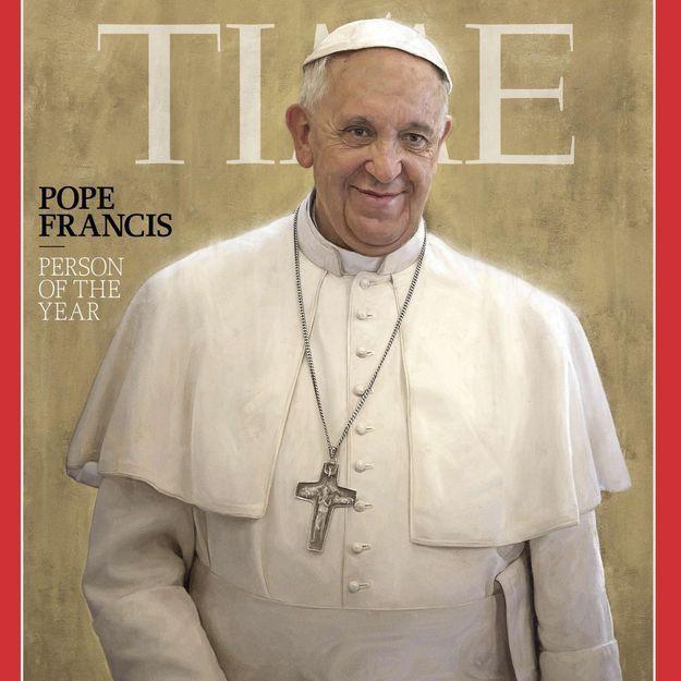 Pourquoi le pape François est-il la personnalité de 2013?