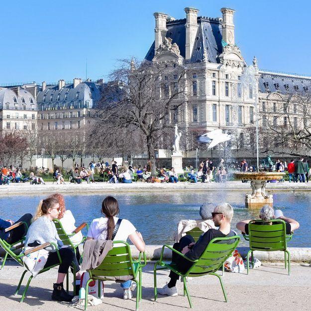 « Prendre l'air est la seule activité encore possible et gratuite en Île-de-France »