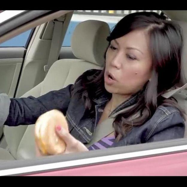 #PrêtàLiker : et si chaque remarque sexiste se transformait en burger ?