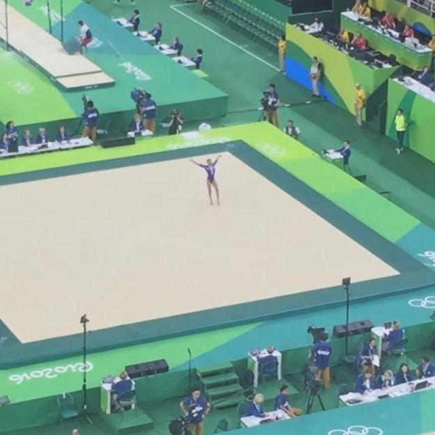 #PrêtàLiker : quand une gymnaste brésilienne évolue sur du Beyoncé