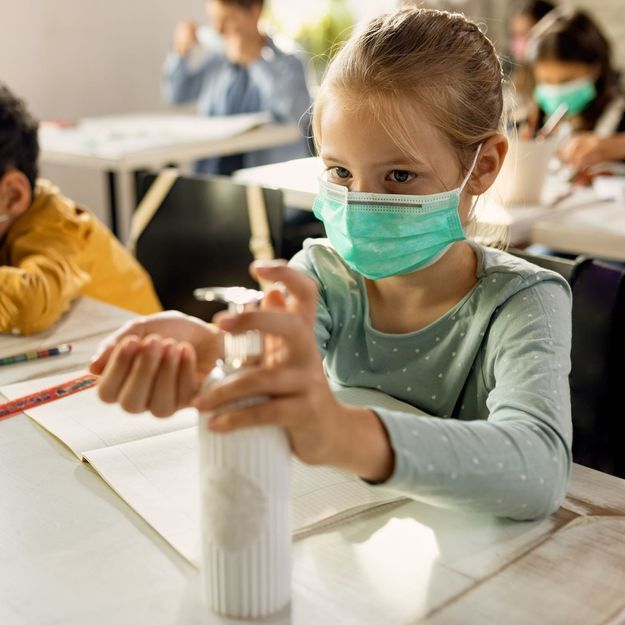 Protocole sanitaire renforcé pour le retour en classe des écoliers