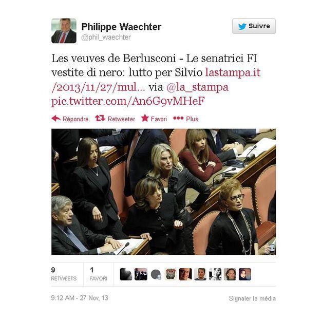 Qui sont les «veuves» de Silvio Berlusconi?