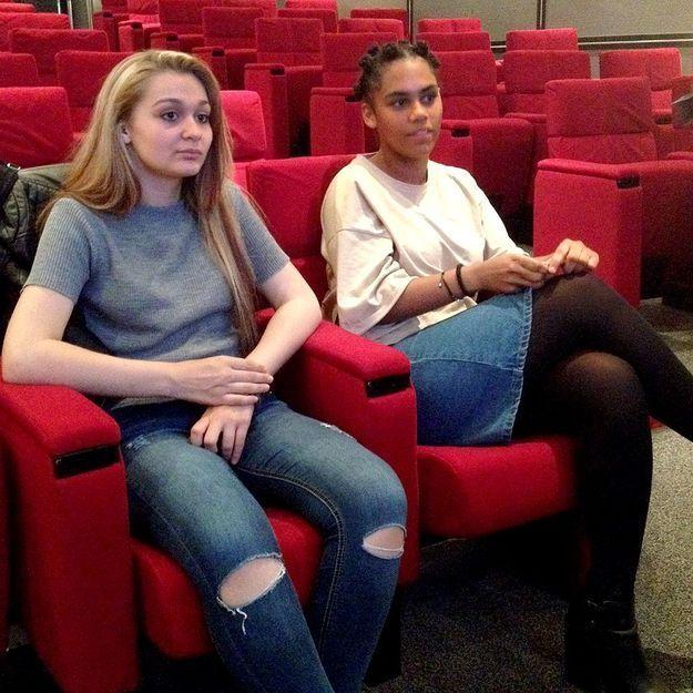 Rencontre avec Célia et Elise, journalistes en herbe pour ELLE.fr