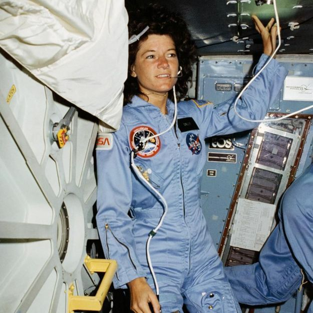 Sally Ride : l'astronaute américaine honorée par Google