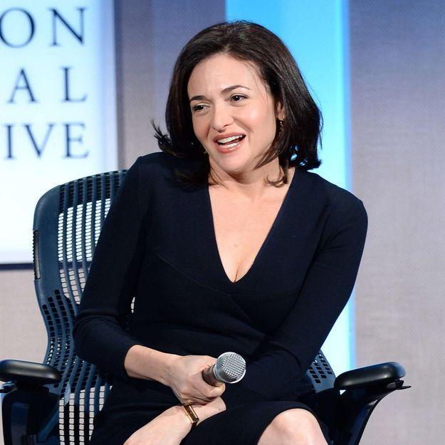 Sheryl Sandberg entre dans le club des milliardaires