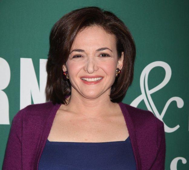 Sheryl Sandberg : son best-seller adapté au cinéma