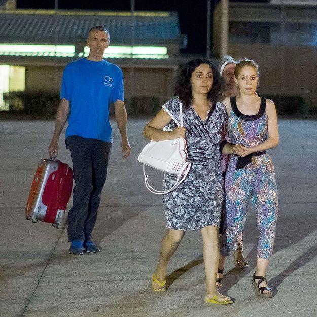 Sortis de prison, les parents d'Ashya King ont pu retrouver leur enfant