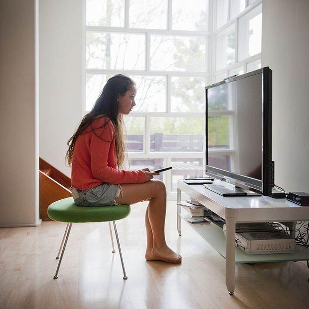 Toujours pas assez de femmes à la télévision en 2015