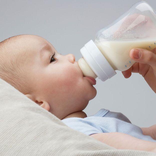 Les laits pour bébés contaminés par de l'aluminium ?