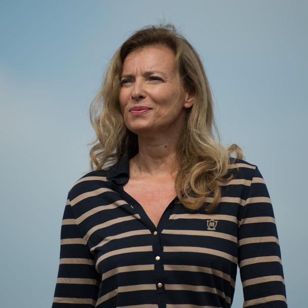 Valérie Trierweiler choquée par les images de la Syrie