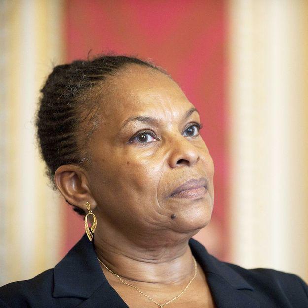 Victime d'insultes racistes, Christiane Taubira répond