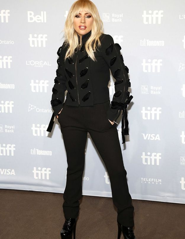 Lady Gaga Bélier