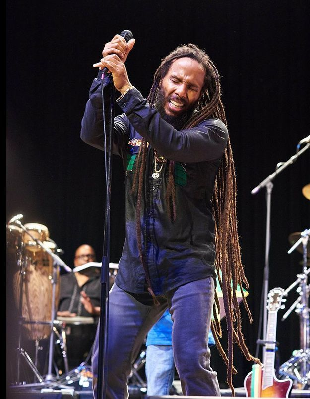 Ziggy Marley Balance