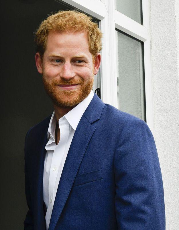 Prince Harry Vierge