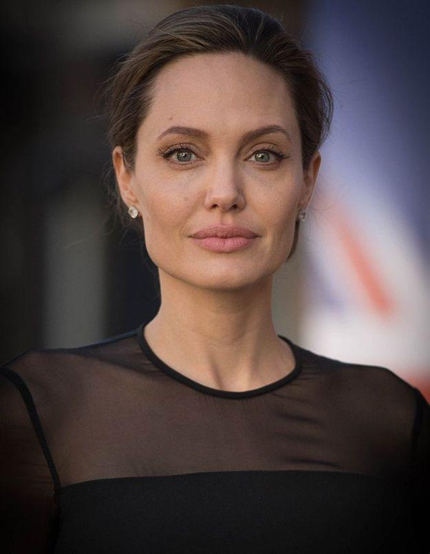 Angelina Jolie Gémeaux