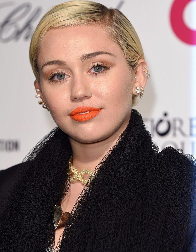 Miley Cyrus sagittaire