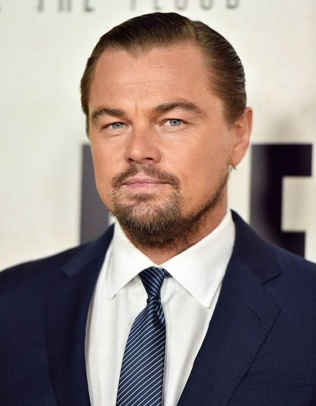 Leonardo DiCaprio Scorpion