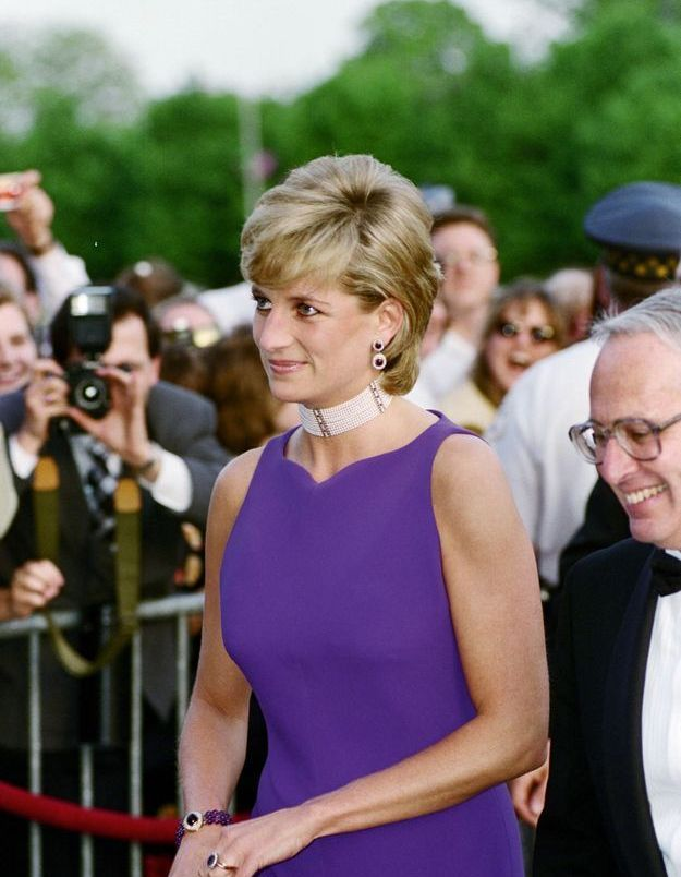 Diana et sa pixie cut