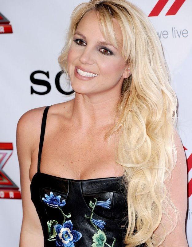 Britney Spears après