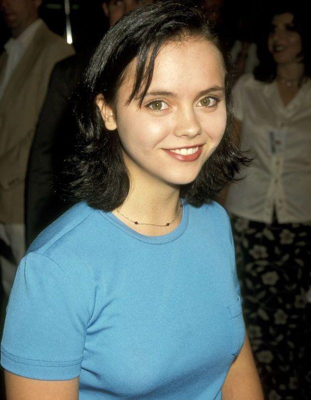 Christina Ricci avant