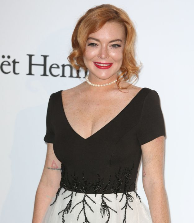 Lindsay Lohan après