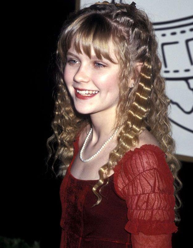 Kirsten Dunst en 1995