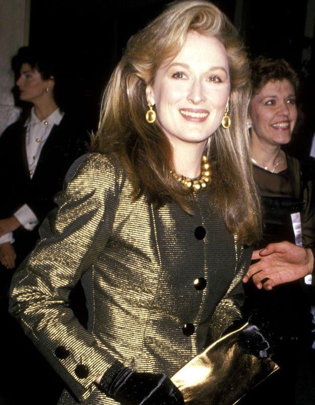 Meryl Streep en 1989