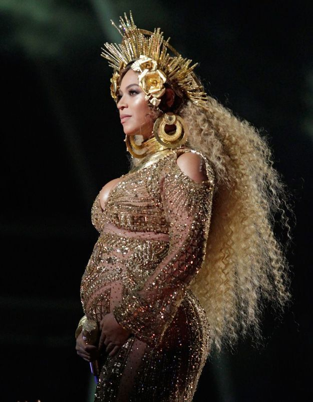 Beyoncé et sa crinière de lionne