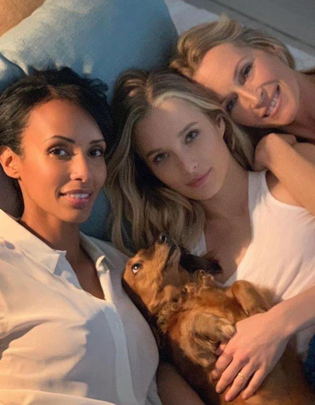 Estelle Lefébure, Ilona Smet et Sonia Rolland se dévoilent sans maquillage