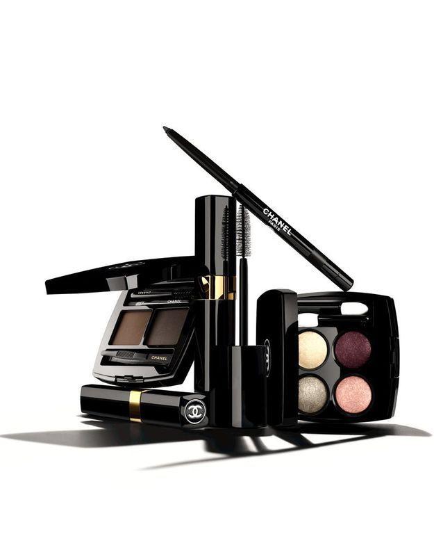 Aperçu de la ligne de maquillage Yeux 2016 de Chanel