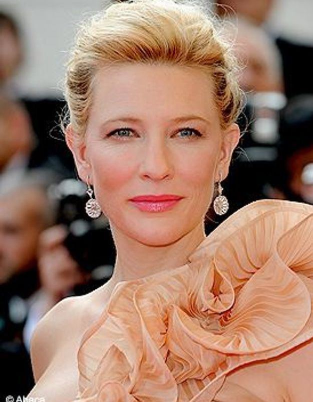 Cannes 2008 : Cate Blanchett