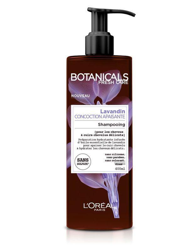 Shampoing Fresh Care Lavandin Botanicals