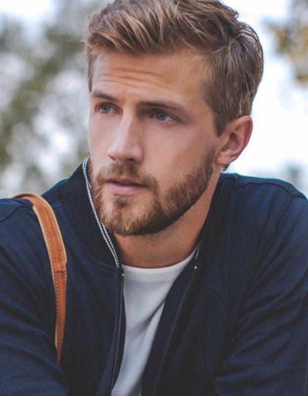 Coiffure homme blond printemps,été 2017 , Ces coupes de cheveux pour hommes  qui nous séduisent , Elle