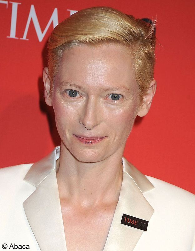 Le court punk de Tilda Swinton