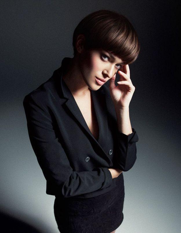 Coiffure femme Philippe Laurent pour L'Oréal Professionnel collection printemps-été 2015