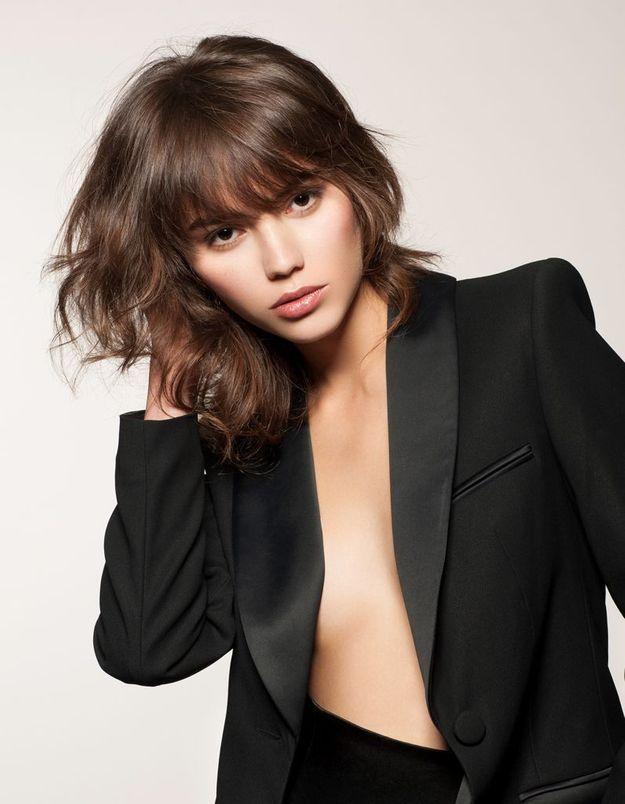 Coiffure mode Veronique Dumazet pour L'Oréal Professionnel collection printemps-été 2015