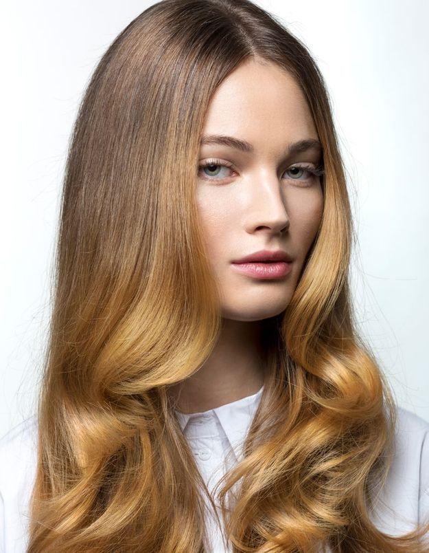 Coupe de cheveux Vania Laporte pour L'Oréal Professionnel collection printemps-été 2015