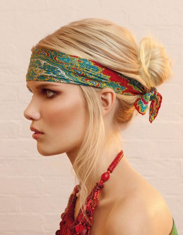 Idée de coiffure VOG Coiffure collection printemps-été 2015