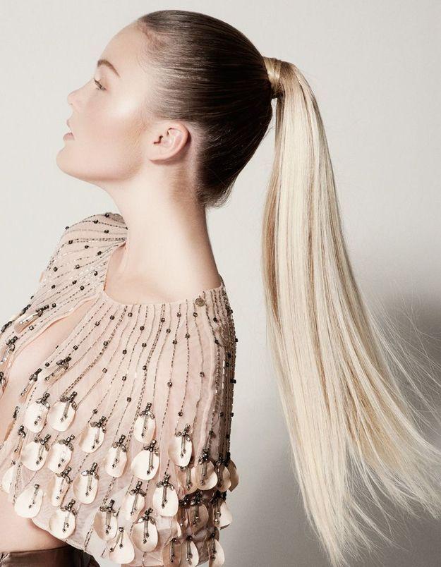 Tendance coiffure Laurent Decreton pour L'Oréal Professionnel collection printemps-été 2015
